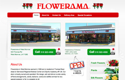 Flowerama Monroe