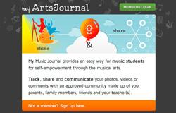 My Arts Journal
